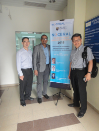 ACRS Cadaveric Workshop 2015, NOCERAL, KL. Faculties
