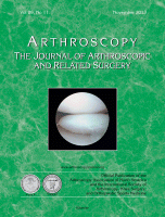 Arthroscopy Cover Nov 2013