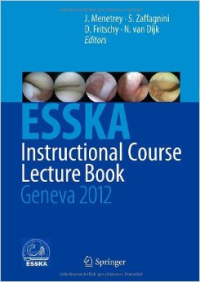 ESSKA ICL Book Cover Page