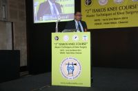 Faculty Speaker, ISAKOS India, 2014