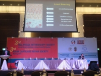 Malaysian Arthroscopy Society and Asian Cartilage Repair Plenary 2015. 1