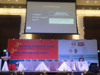 Malaysian Arthroscopy Society and Asian Cartilage Repair Plenary 2015. 3