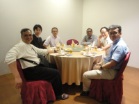 Malaysian Arthroscopy Society and Asian Cartilage Repair Plenary 2015. With international friends 1