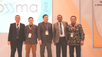 The patella instability faculty, with deepak goyal at IOSSMA, Indonesia